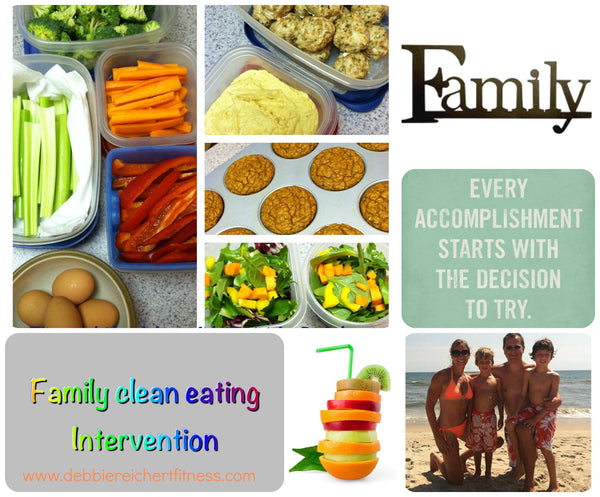 Clean Eating Family Intervention