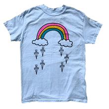 Load image into Gallery viewer, rainbow dagger tee