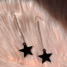 Load image into Gallery viewer, Shooting star earring