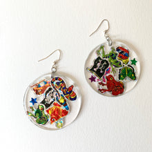 Load image into Gallery viewer, sticker earrings