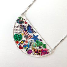 Load image into Gallery viewer, sticker necklace