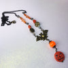 Long Halloween Glowie Necklace #2