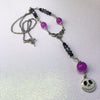 Long Halloween Glowie Necklace #7