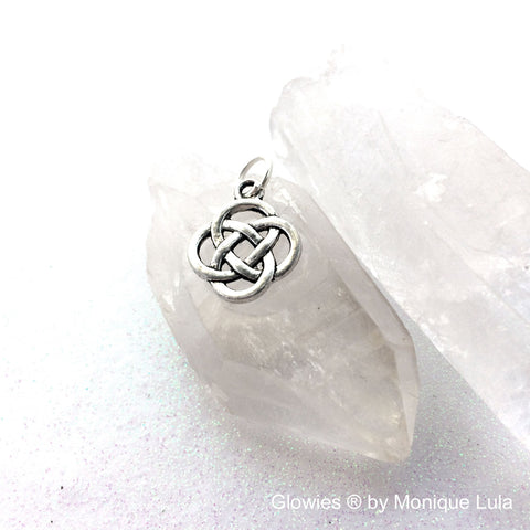 Celtic Knot Charm