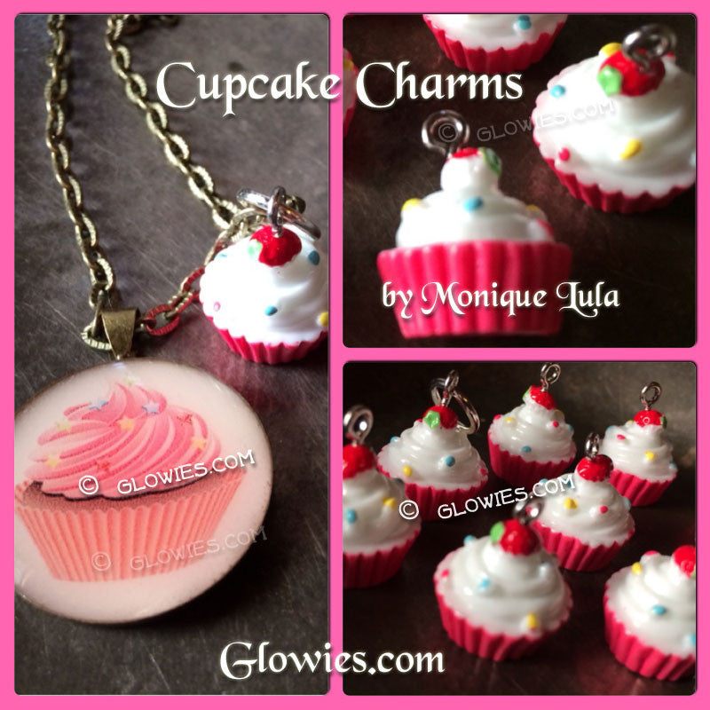 Cupcake Charms Candy Sprinkle