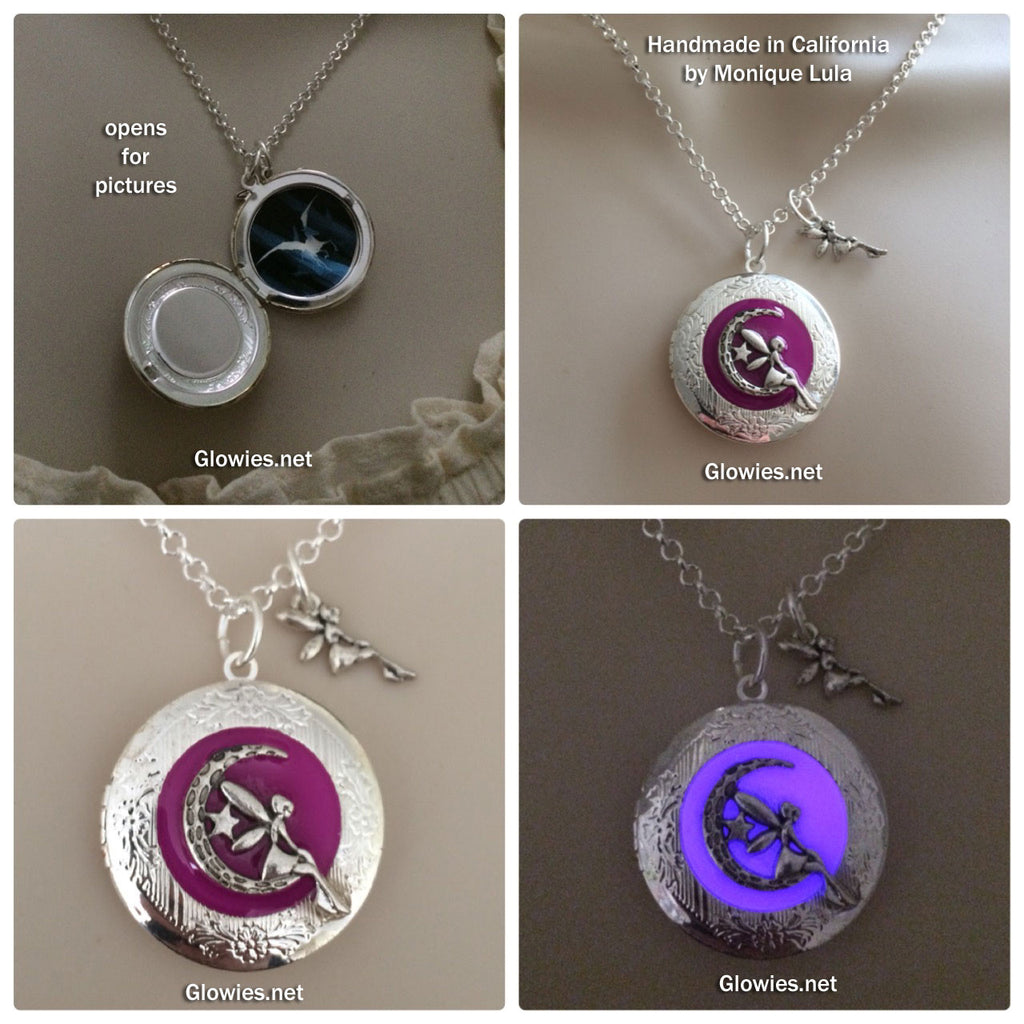 Moon Fairy Glow Locket ®