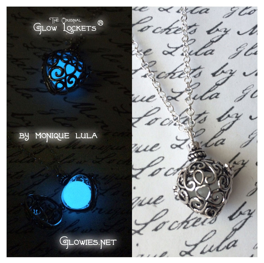 Heart Orb Glow Locket ®