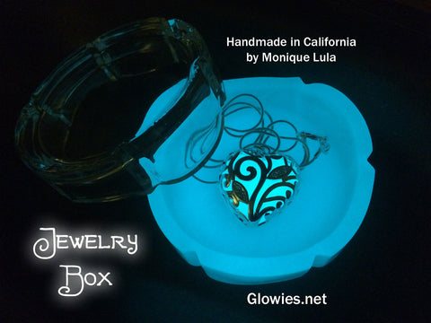 Glowing Jewelry Box