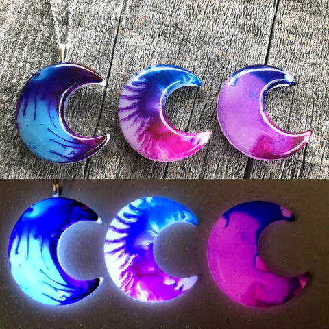 Lula Moon Glow Necklaces Batch #4