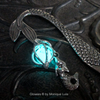 Mermaid Wisp Orb Cage Glow Locket ™ Bookmark
