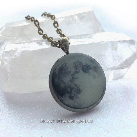 The Real Full Moon Glow Pendant
