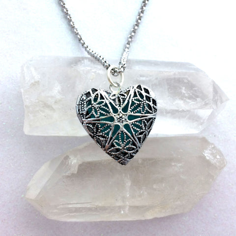 Mystic Heart Glow Locket®