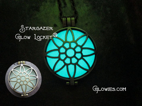 Stargazer Frozen Glow Locket ®