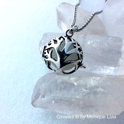 Tree of Life Orb Glow Locket ®