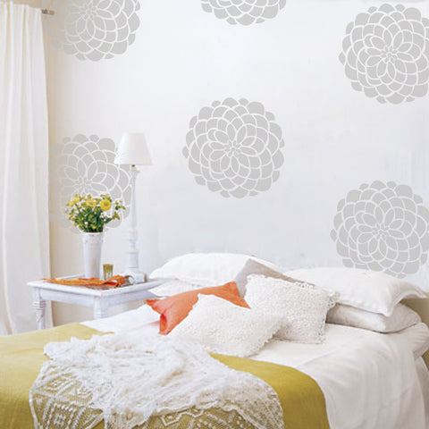 Blooms Flower Wall Decal