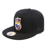 NLBM - Kansas City Monarchs - Fitted Cap - HATCOcaps.com  - 1
