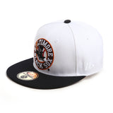 NLBM - Baltimore Black Sox - Fitted Cap - HATCOcaps.com  - 3