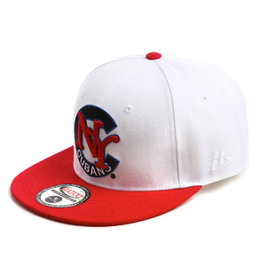 NLBM -  New York Cubans - Fitted Cap - HATCOcaps.com