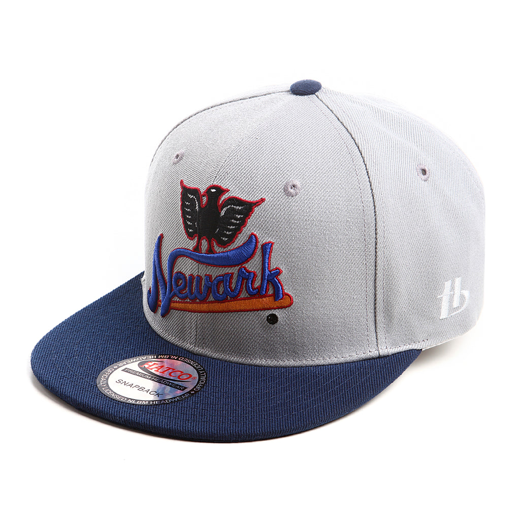 NLBM - Newark Eagles - Snapback Cap - HATCOcaps.com  - 2