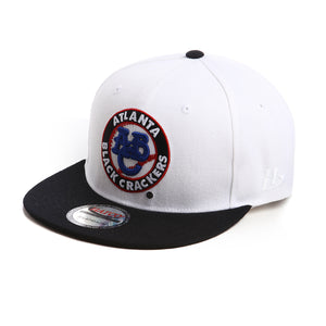 NLBM - Atlanta Black Crackers - Snapback Cap - HATCOcaps.com  - 3