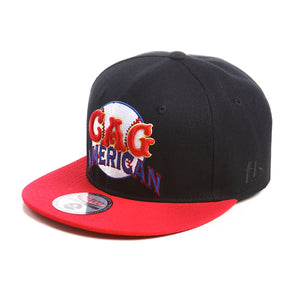 NLBM - Chicago American Giants - Fitted Cap - HATCOcaps.com