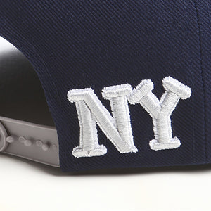 NLBM - Snapback Cap - New York Black Yankees -  Letters - Kids - HATCOcaps.com  - 2