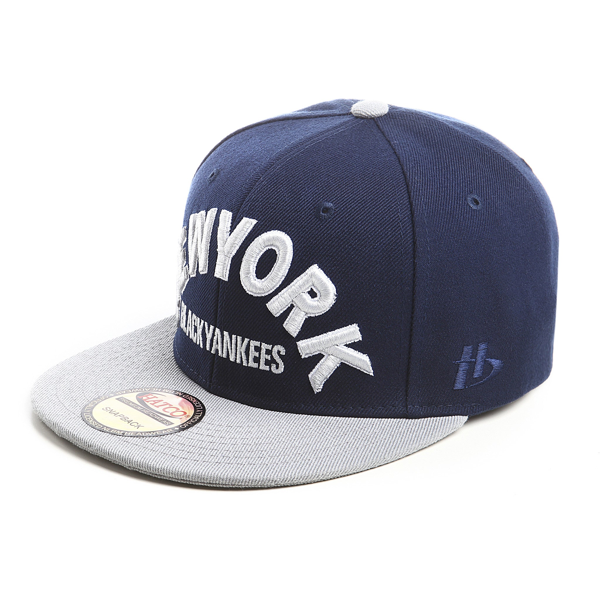 fc9f0a6a2ba ... purchase nlbm snapback cap new york black yankees letters kids  hatcocaps. ebb2d 0494c