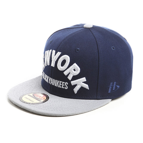 NLBM - Snapback Cap - New York Black Yankees -  Letters - Kids - HATCOcaps.com  - 1
