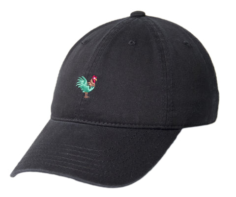 Rooster Dad Hat