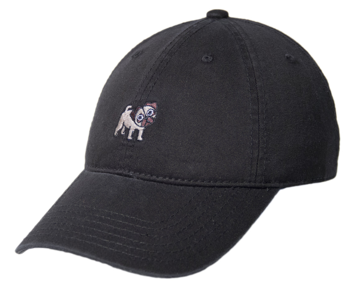 Dog Dad Hat - Black