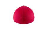 Blank Stretch Fit Cap - Real Fit - Red - HATCOcaps.com  - 3