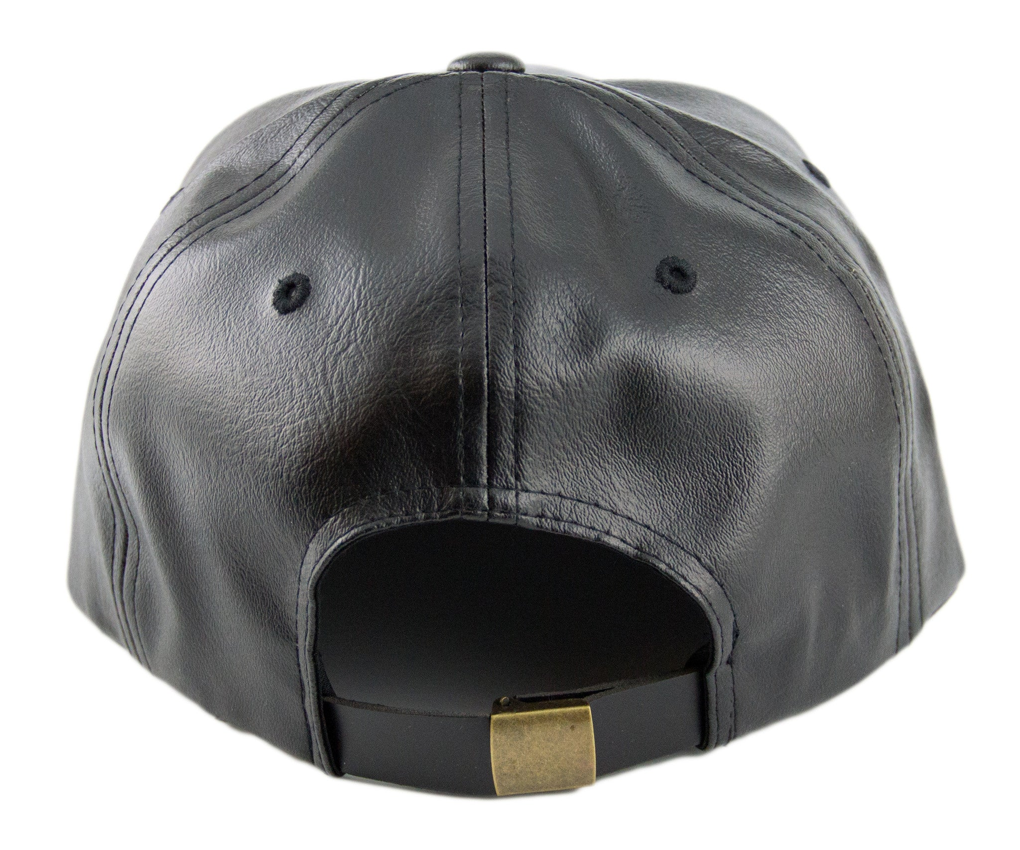 Blank PU Leather Strapback Caps - HATCOcaps.com - ... d7f79b74658