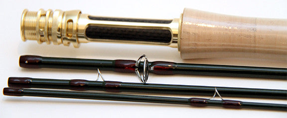 5wt Fly Fishing Combo - Rod, Reel, Backing, Fly Line, Leader