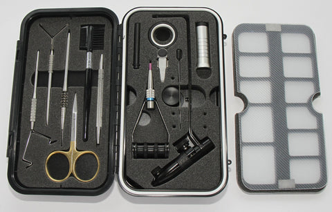 Portable Fly Tying Kit