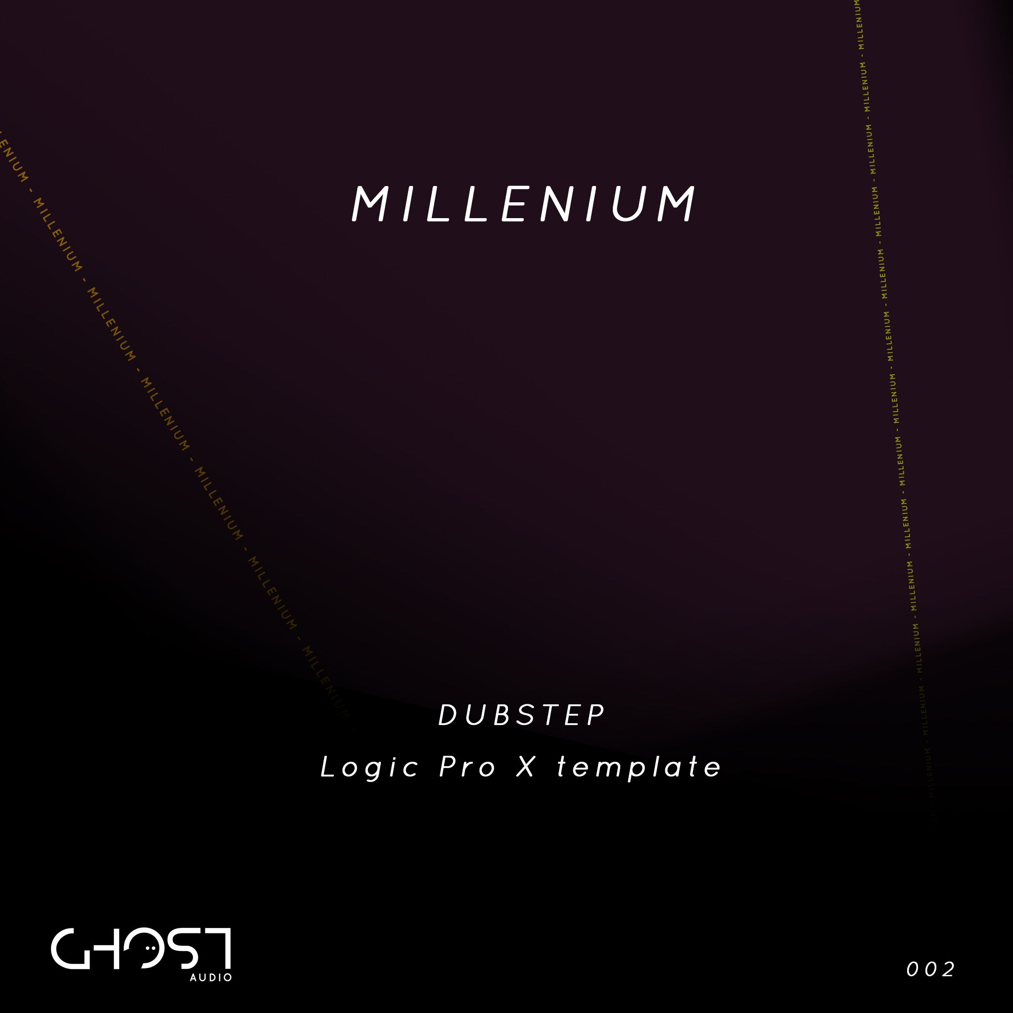 MILLENIUM - DUBSTEP ( LOGIC PRO X TEMPLATE )