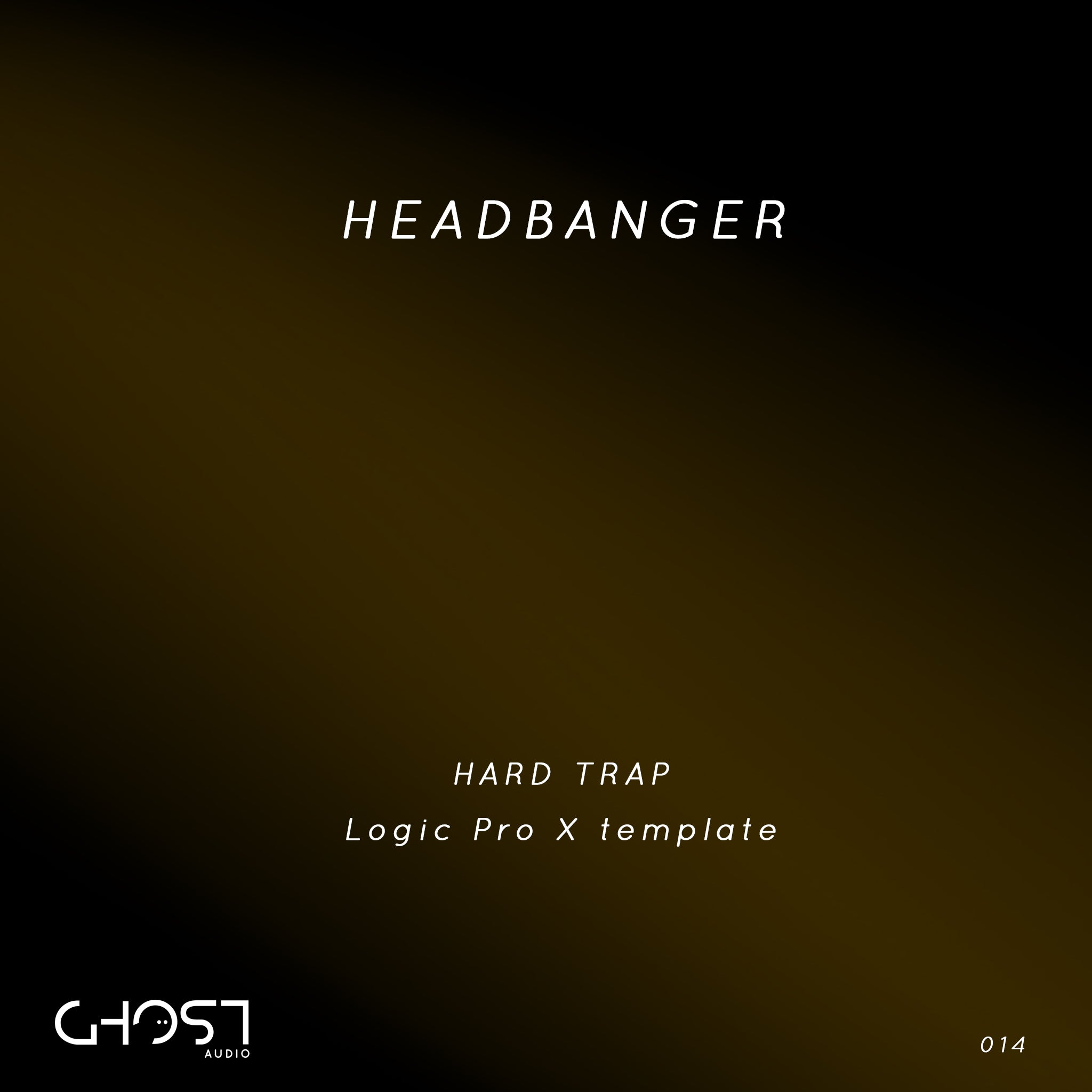 HEADBANGER - HARD TRAP ( LOGIC PRO X TEMPLATE )