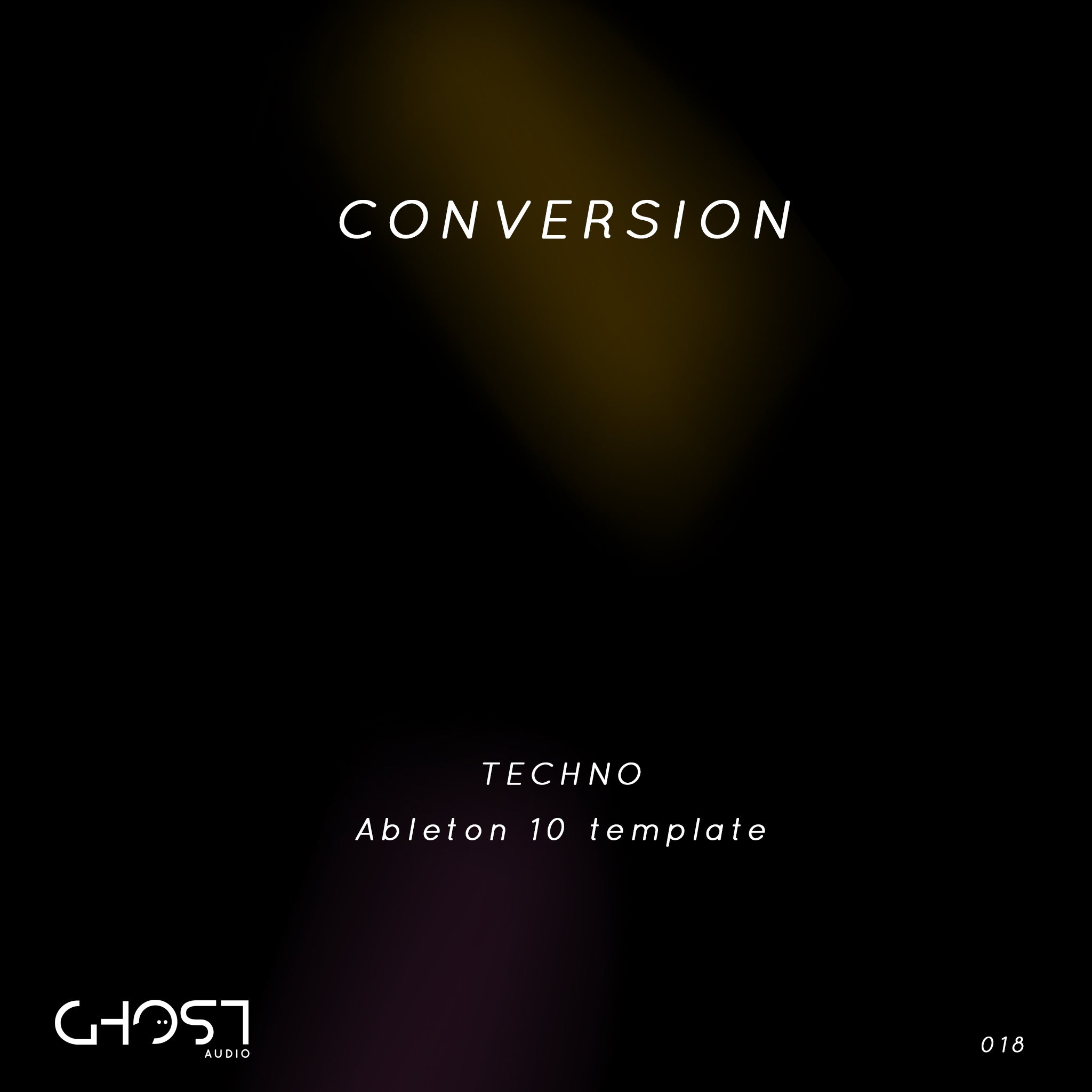 CONVERSION - TECHNO ( ABLETON TEMPLATE )