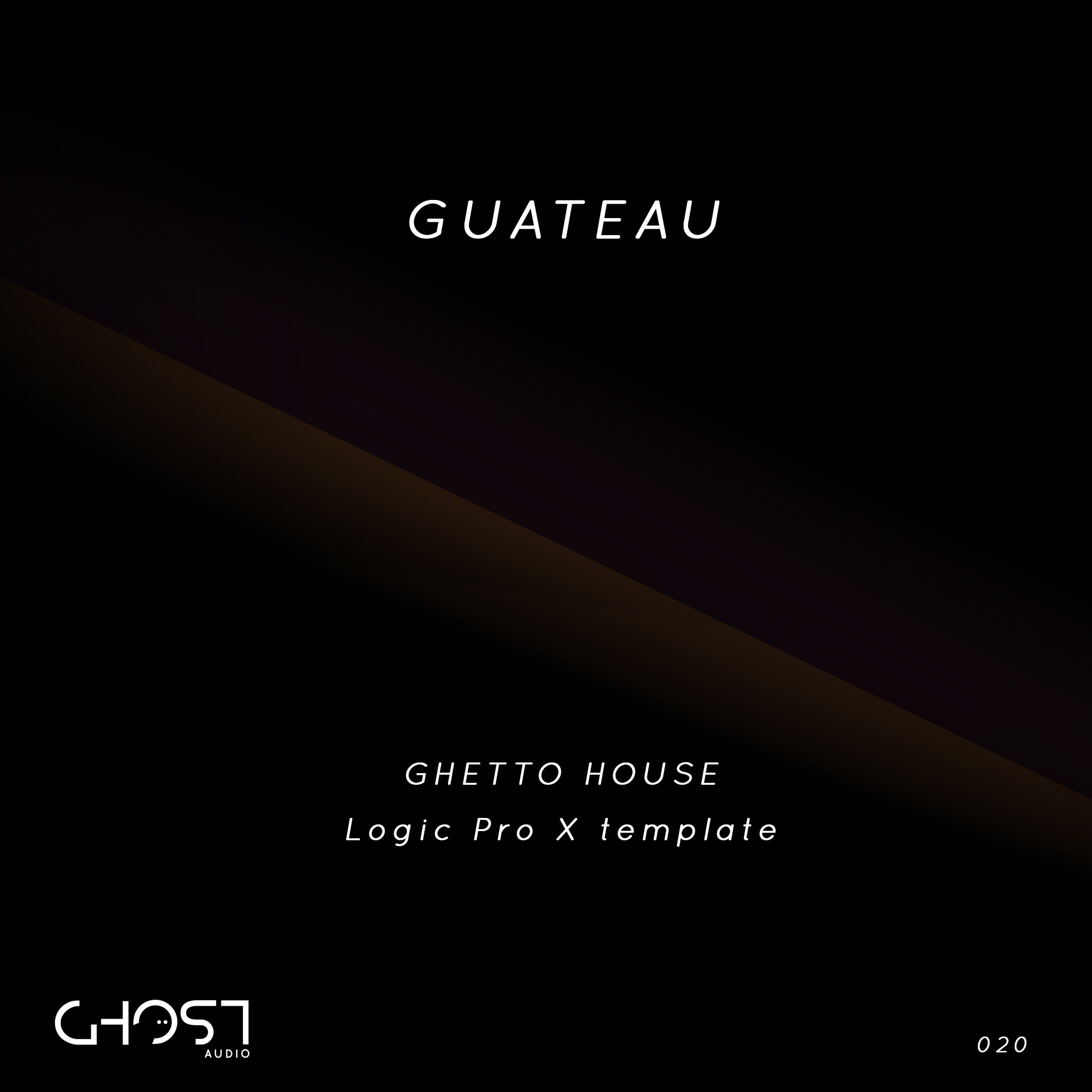 GUATEAU ( GHETTO HOUSE - LOGIC PRO X TEMPLATE )