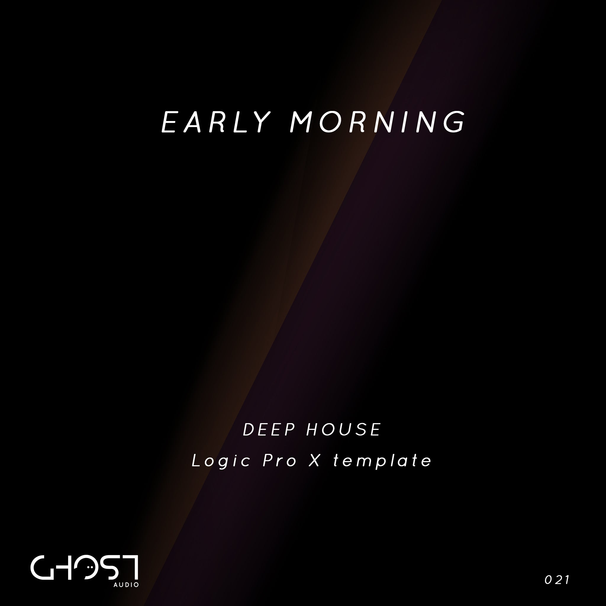 EARLY MORNING ( DEEP HOUSE / LOGIC PRO X TEMPLATE )