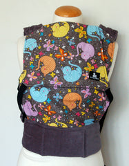 Amelia Cat SleepyNico Baby Carrier