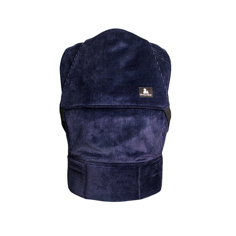 Comfy Cord Navy Baby Carrier