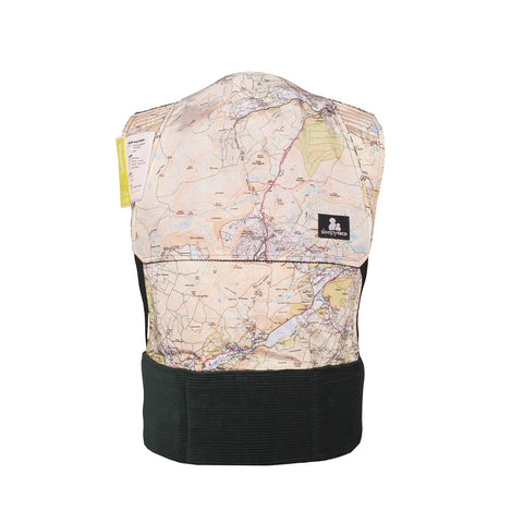 SplashMaps Baby Carrier - Snowdonia National Park