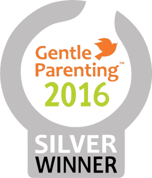 Gentle Parenting Awards 2016. Silver Award