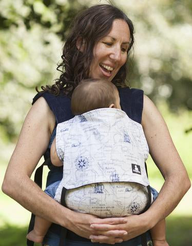 Headline image - The Spirit of Adventure Baby Carrier