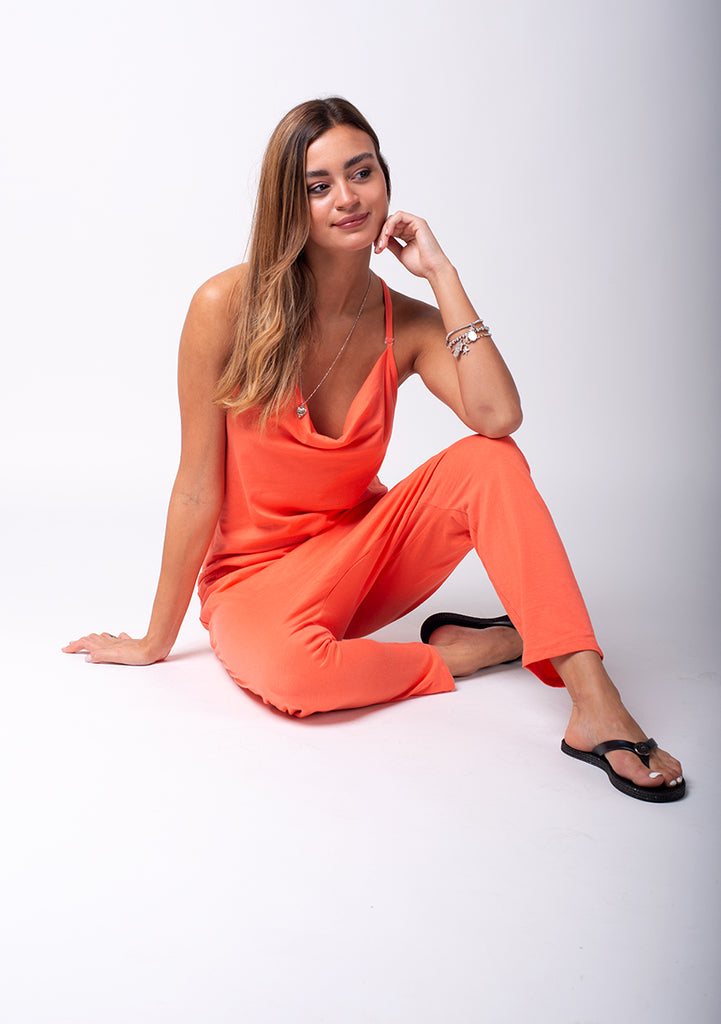 Jools Jersey-Overall - Coral - latzhosen-online