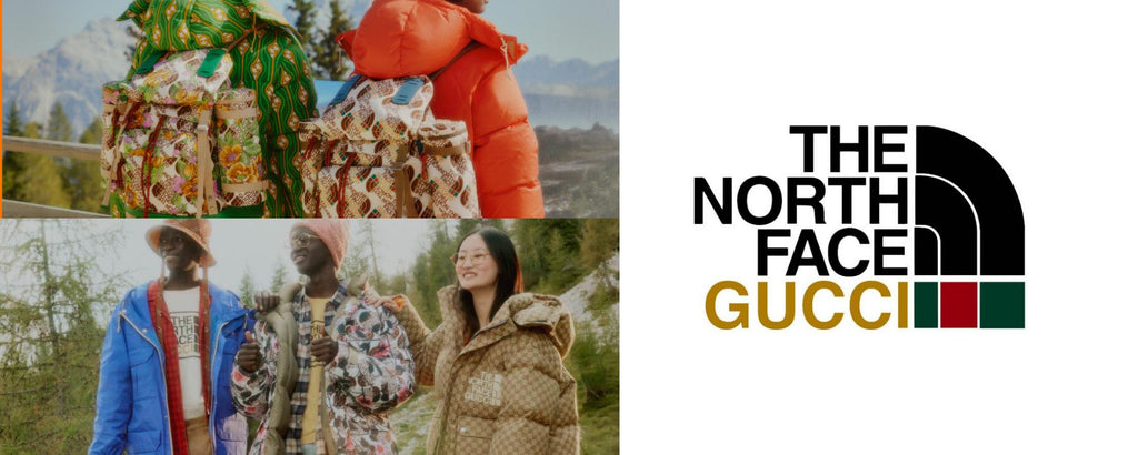 Gucci x The North Face collaboration