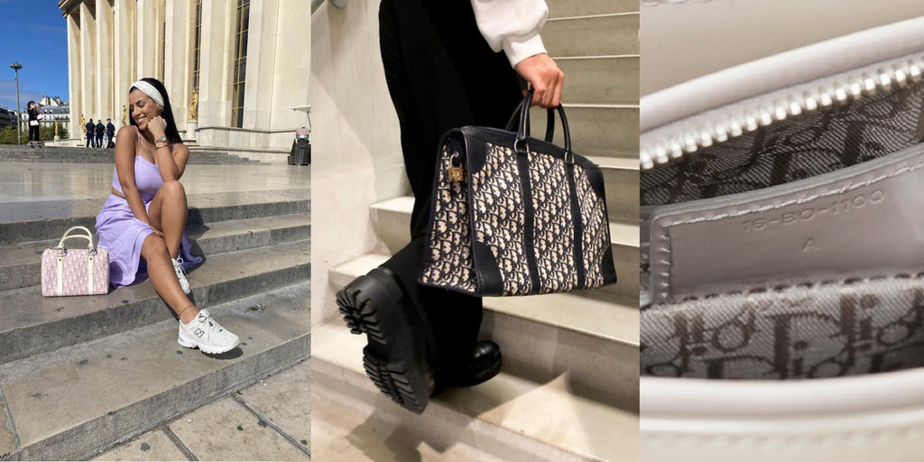 Dior bags, how to read Dior date codes