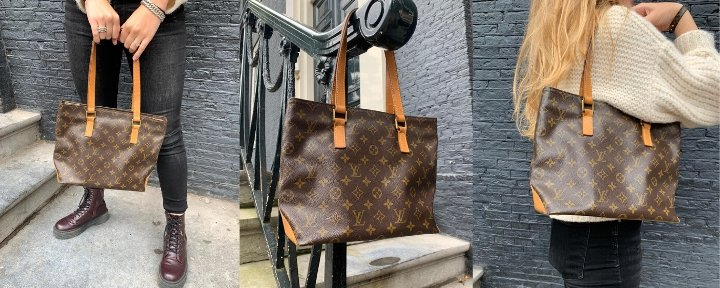 History of the bag: Louis Vuitton Cabas