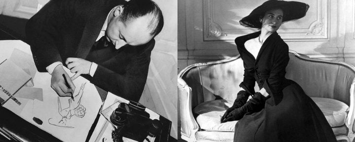 History of the brand: Dior