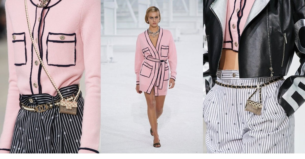 Chanel's impressive Spring / Summer 2021 fashion show